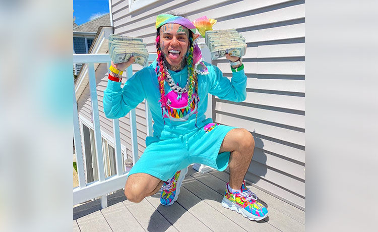 Tekashi 6ix9ine Slams No Kid Hungry for Rejecting $200K Donation