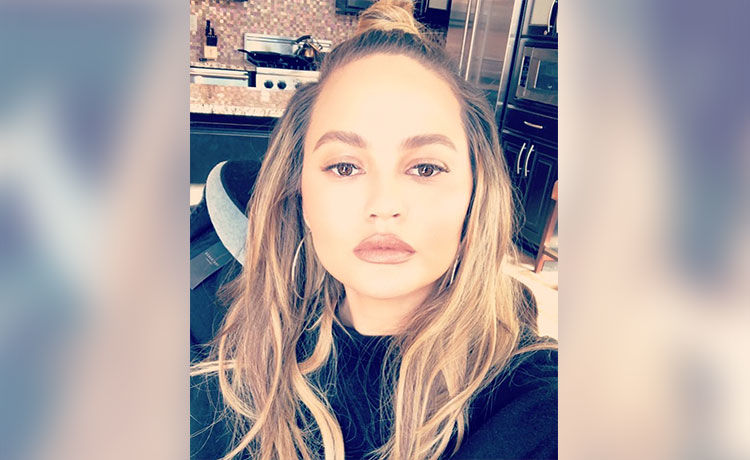 Chrissy Teigen Denies Being a Recipe Thief!