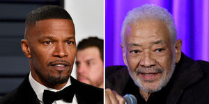 Jamie Foxx Pays Tribute to Late Bill Withers with Soulful Cover