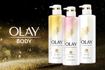 Visibly Transform Your Skin with Olay Body!