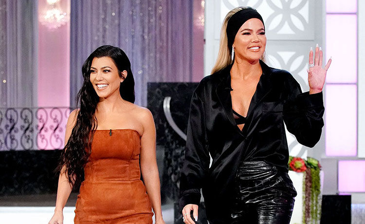 Kourtney Kardashian Slams Pregnancy Claim Hours After Sister Khloé Denies Hers