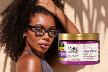 At-Home Curl Care Tips and Tricks Using Maui Moisture