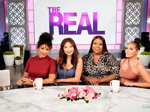Monday on 'The Real': Viewers' Choice Girl Chat