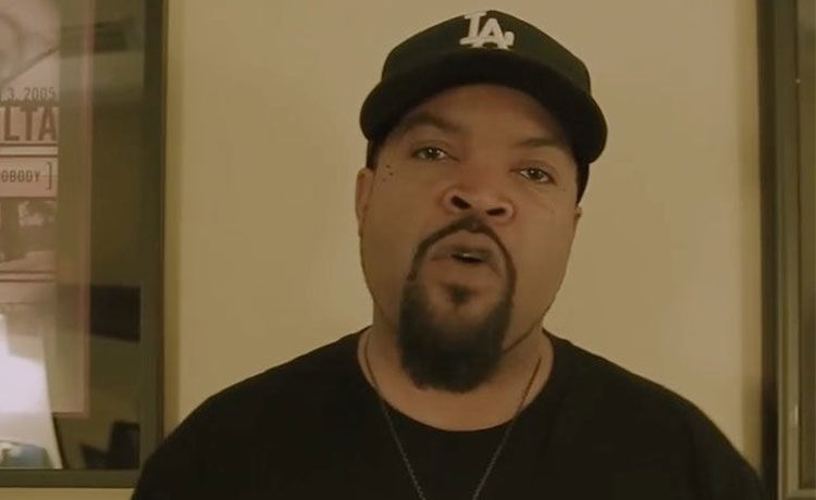Ice Cube Cancels 'GMA' Appearance in Protest of George Floyd's Death