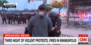 CNN Reporter Arrested on Live Television Amid George Floyd Protests