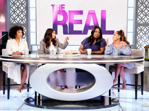 Adrienne Just Realized That She Is the Only Latina on 'The Real'