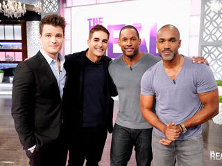 Galen Gering, Michael Mealor, Lawrence Saint-Victor, Donnell Turner