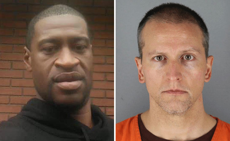 Officer Who Pinned Knee on George Floyd's Neck No Longer Faces 3rd-Degree Murder Charge