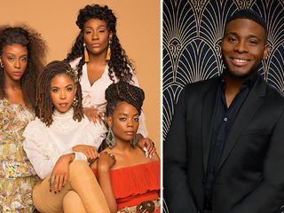 KJ Smith, Mignon, Ebony Obsidian, Novi Brown, Kel Mitchell