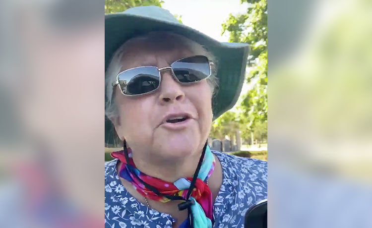 'Torrance Karen' Unleashes Another Racist Rant in Shocking New Video