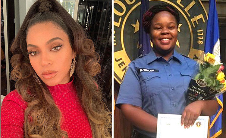 Beyoncé Writes Powerful Letter Demanding Justice for Breonna Taylor