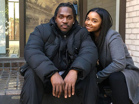 Pusha T & Wife Virginia Williams Welcome First Child!