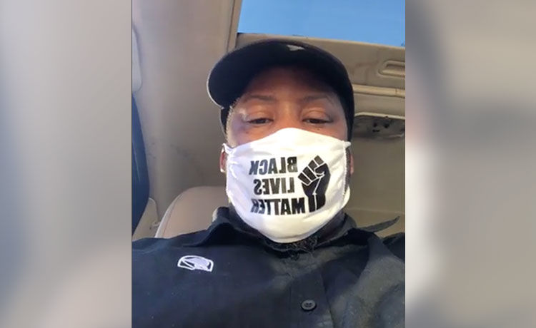 Taco Bell Manager Alleges He Was Fired for Wearing Black Lives Matter Mask