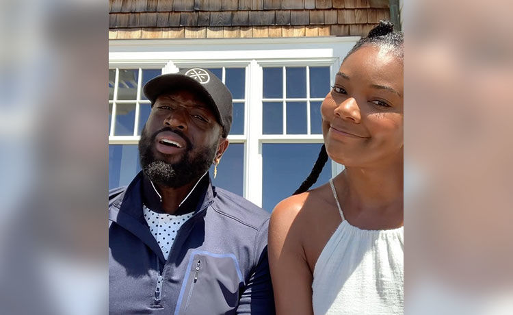 Gabrielle Union Gives Husband Dwyane Wade the Best Father's Day Gift Ever!
