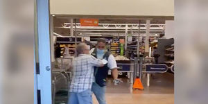 Florida Man Attacks Walmart Employee Over Mask-Wearing — WATCH!