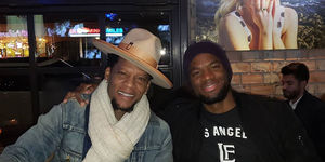 D.L. Hughley's Son Tests Positive for COVID-19 Days After Father's Diagnosis