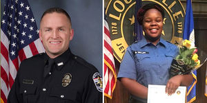 Officer Involved in Breonna Taylor Fatal Shooting Officially Fired