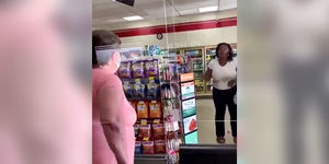 White Woman Uses N-Word Against Black Woman in Shocking Viral Video