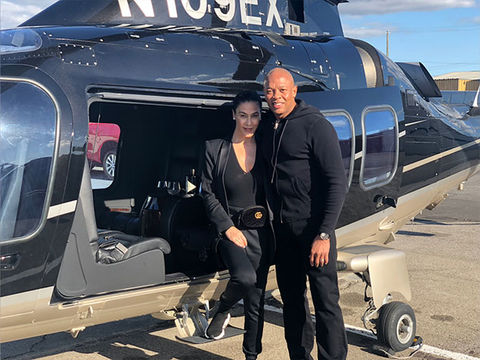 Dr. Dre Slams Estranged Wife as 'Greedy' in New Rap!