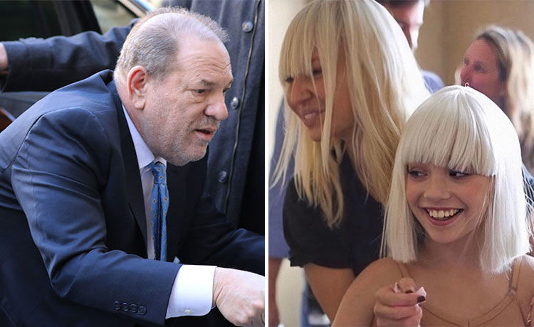 Sia Says She Helped Prevent Maddie Ziegler from Flying with Harvey Weinstein