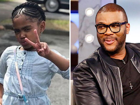 Tyler Perry to Pay for Funeral of Girl, 8, Killed Near Site of Rayshard…