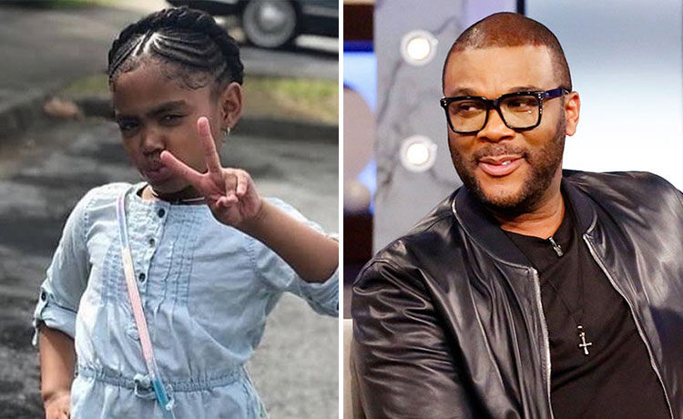 Tyler Perry to Pay for Funeral of Girl, 8, Killed Near Site of Rayshard Brooks' Death