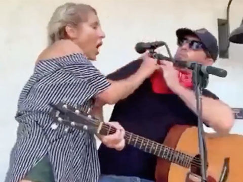 Country Singer Says Woman Coughed on Him During Live Performance