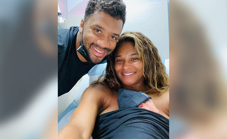 Ciara & Russell Wilson Welcome Baby Boy!