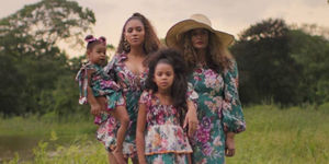 Beyoncé's Kids Steal the Show in New 'Black Is King' Visual Album!