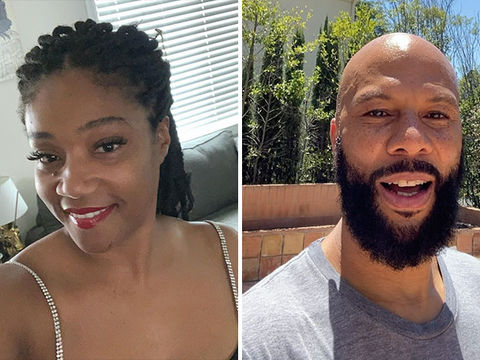 Tiffany Haddish Confirms Her Relationship with Common!