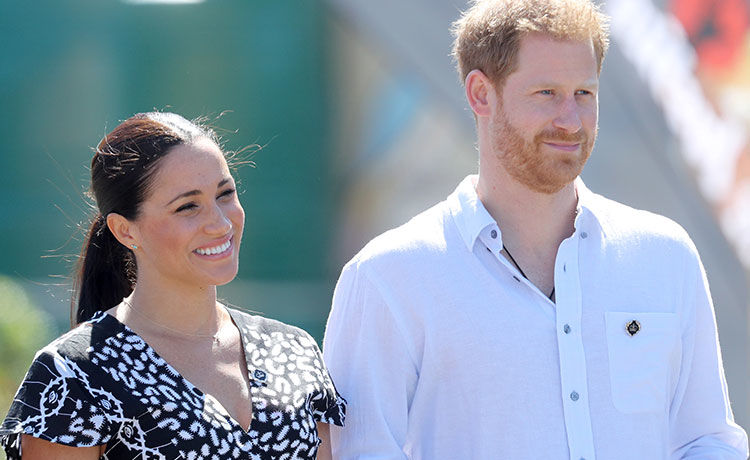 Prince Harry & Meghan Markle Fired Nanny on 2nd Night, New Book Claims