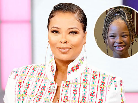 Eva Marcille's Inspirational Message to Daughter Marley Will Leave You in…