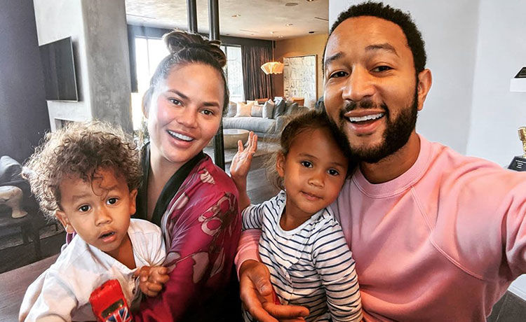 John Legend & Chrissy Teigen Expecting Baby #3!