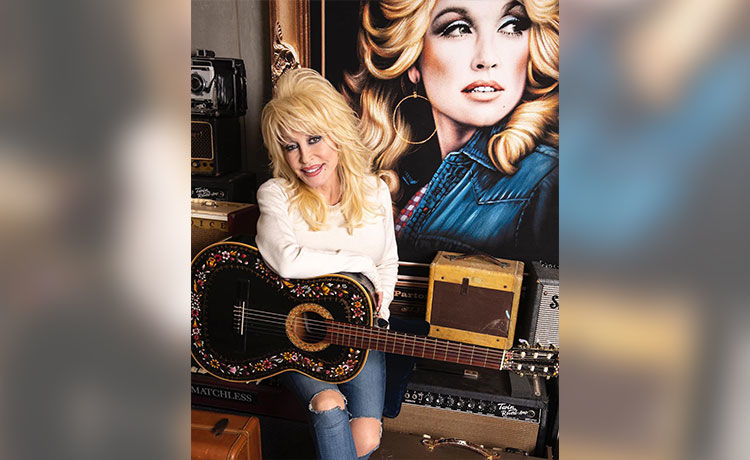 'Of Course' Dolly Parton Supports Black Lives Matter!