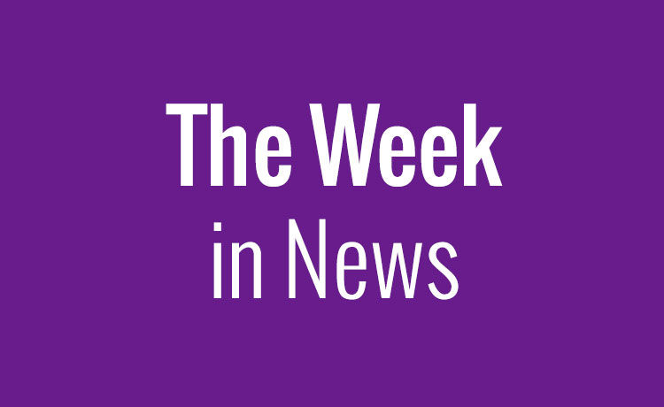 The Week in News