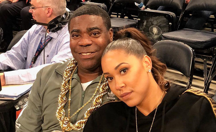 Tracy Morgan Wants Estranged Wife to Drop His Name!