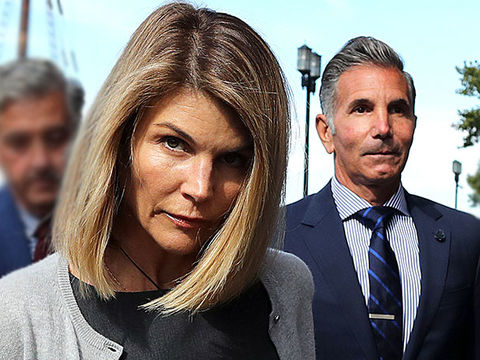 Lori Loughlin Begins 2-Month Prison Sentence