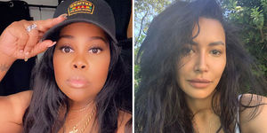 Amber Riley Pays Tribute to 'Glee' Co-Star Naya Rivera with Moving…