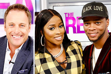 Chris Harrison, Remy Ma, Papoose