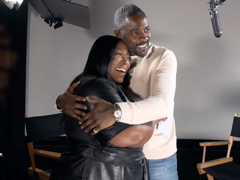Celebrate Idris Elba's Birthday by Revisiting THIS Clip of When He Met Loni!