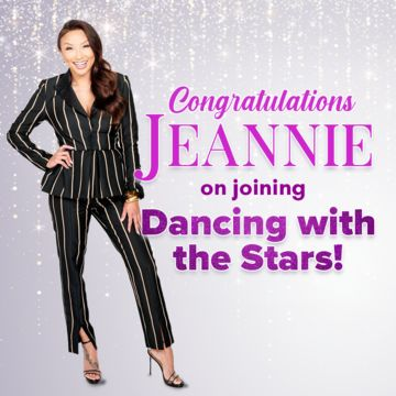 Did you hear? Our girl @thejeanniemai is joining @dancingabc!