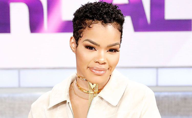 You Won't Believe How Teyana Taylor Gave Birth to Her Second Child!