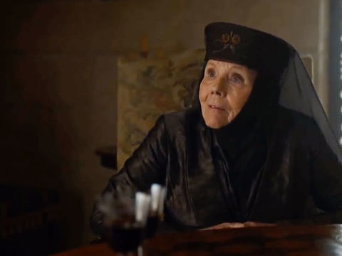 'Game of Thrones' Actress Dame Diana Rigg Has Passed Away at 82