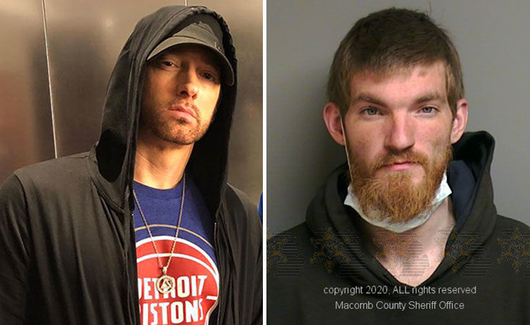Home Intruder Told Eminem He Was There to 'Kill Him,' Officer Says