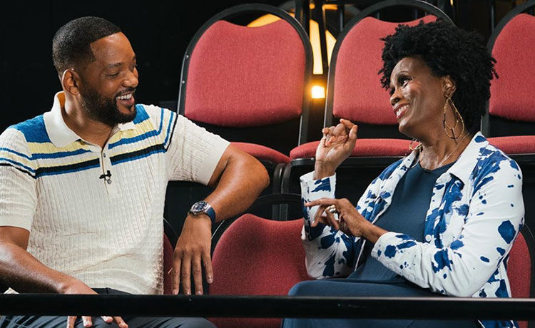 Will Smith Squashes Beef with OG Aunt Viv at 'Fresh Prince' Reunion