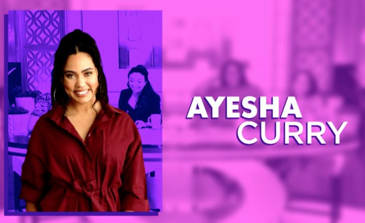 Thursday on 'The Real': Ayesha Curry, Jessie T. Usher