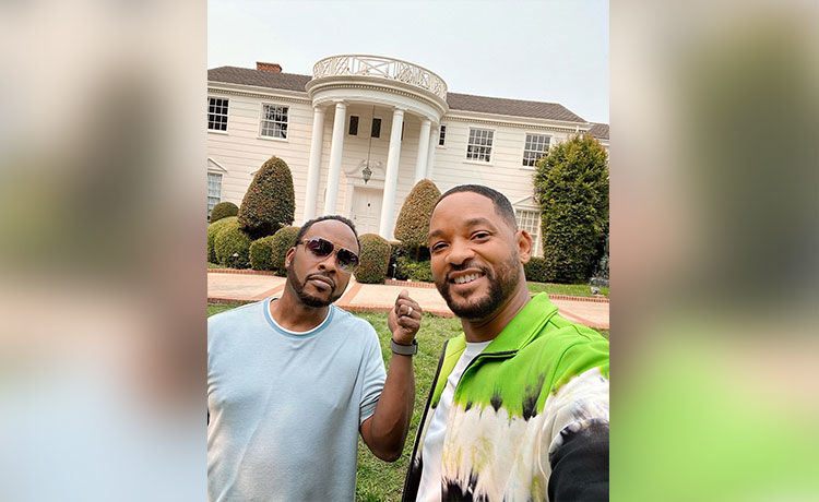 You Can Now Experience a Lavish Stay at the 'Fresh Prince' Mansion!