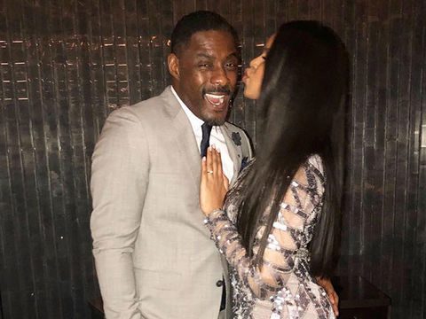Turns Out, Idris & Sabrina Elba Did NOT Have a Baby!