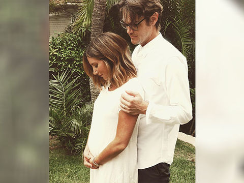 Ashley Tisdale Is Pregnant!