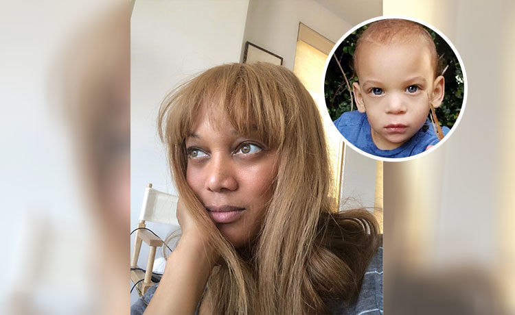 Tyra Banks Gushes About Son York, 4, Amid New 'DWTS' Hosting Gig!